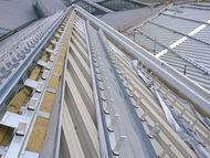 Panel aluminiowy Kalzip, Port Lotniczy Lech Wałęsa w Gdańsku – Terminal T2