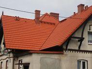 Euronit Profil S, czerwień klasyczna