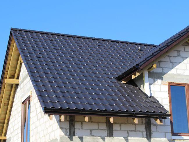 Cudowna Dachówka Creaton Titania Czarny Mat TW19
